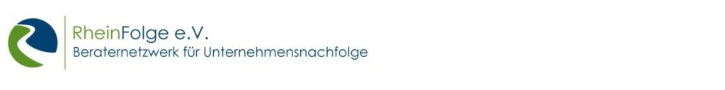 Unternehmensnachfolge _ Logo RheinFolge e.V.